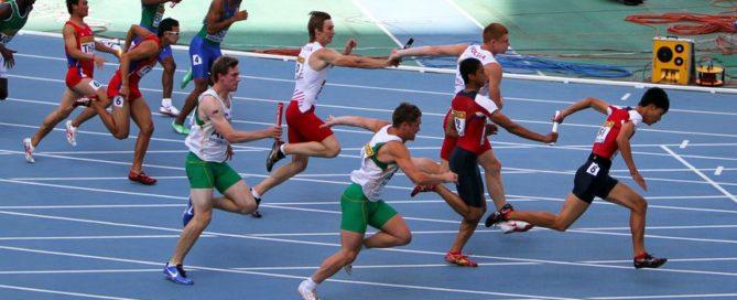 Scrumban Relay Race
